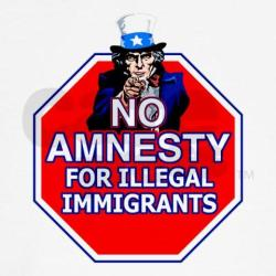 No Amnesty for Illegal Immigrants