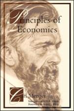 Principles of Economics by Menger