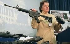 Feinstein Gun Ban Agenda