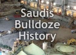 Saudis Bulldoze Muhammad