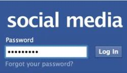 Social Media Passwords Required for Employment