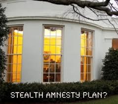 Stealth Amnesty Plan