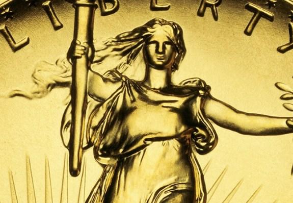 Gold Liberty