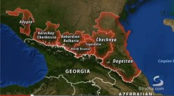 History of North Caucasus Instability