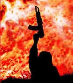 Terrorism Raging