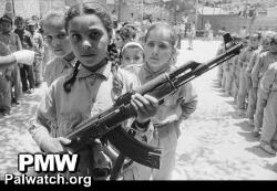 Hate Indoctrination by Palestinian Authority