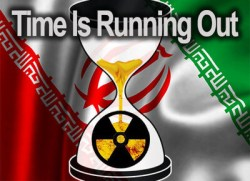 Iran Time is Running Out