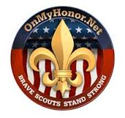 On My Honor Brave Scouts Stand Strong
