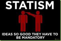 Statist vs Freedom