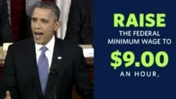 Obama want living wages