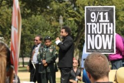 Cornel West Muslim March