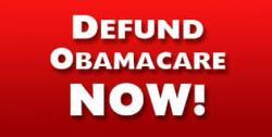 Defund ObamaCare Senate