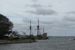 320px-The Mayflower II in Plymouth Harbor Plymouth MA