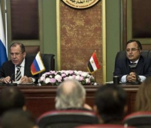 Egypt Russia Alliance