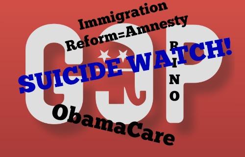 GOP Suicide Watch