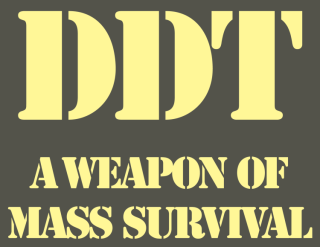 DDT Weapon of Mass Survival Against Malaria