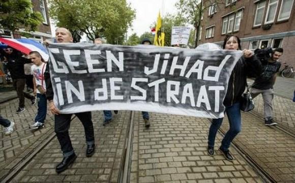 Jihad comes to Schilderswijk