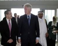 Clinton Qatar 2004-e1412081284388