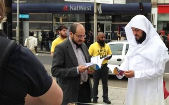 Saudi Islamist preacher Muhammad al-Arifi