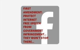 facebook-FREE SPEECH