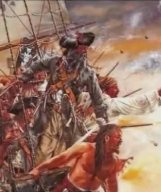 Barbary Powers War