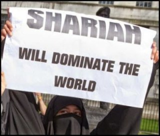 sharia-will-dominate-the-world-sign