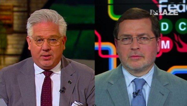 Glenn Beck and Grover Norquist