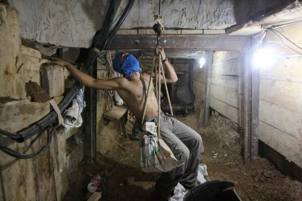 Hamas-Tunnel-in-Gaza