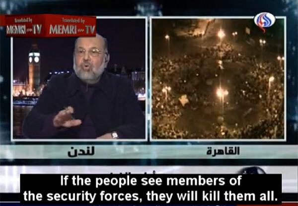 Muhammad Ghanem Muslim Brotherhood UK
