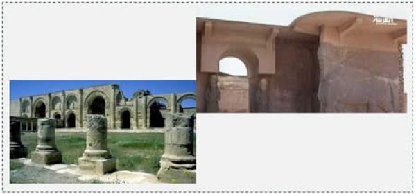 The ancient city of Al-Hadr