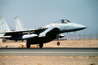 A-Saudi-F-15-fighter-aircraft
