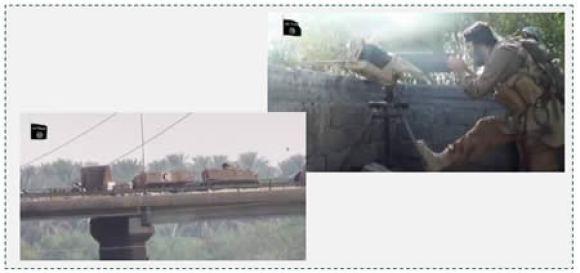 4 The attack on the Euphrates Bridge