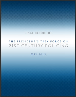 Presidents Task Force on 21st Century Policing