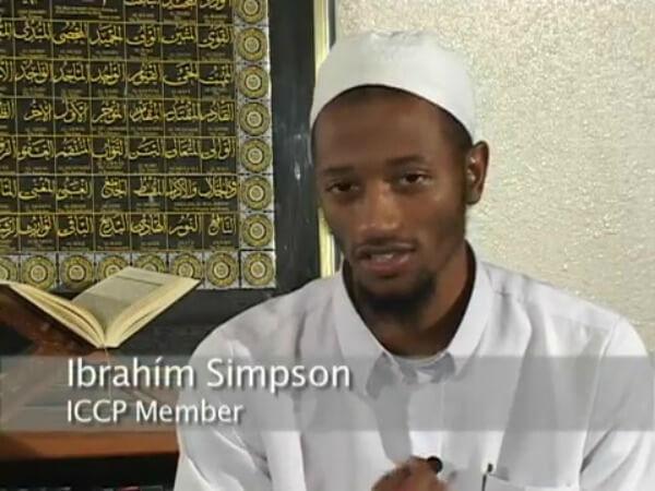 Ibrahim Simpson ICCP Member