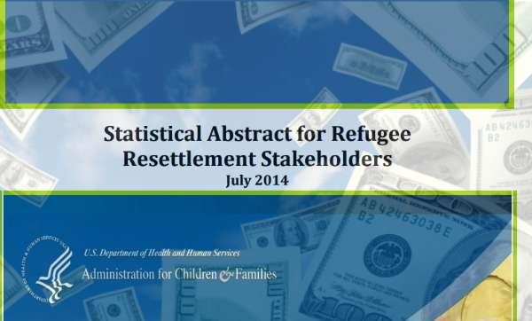 Refugee Resettlement Cash Cow