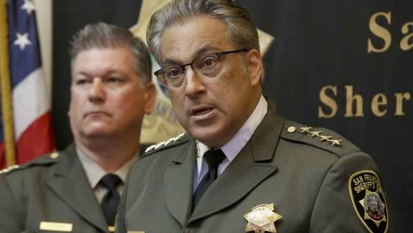 SF Sheriff Ross Mirkarimi