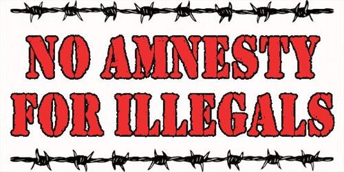 no amnesty
