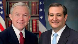 Jeff Sessions and Ted Cruz Immigration Histories