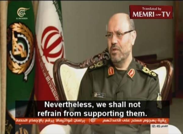 Defense Minister Hossein Dehghan 2