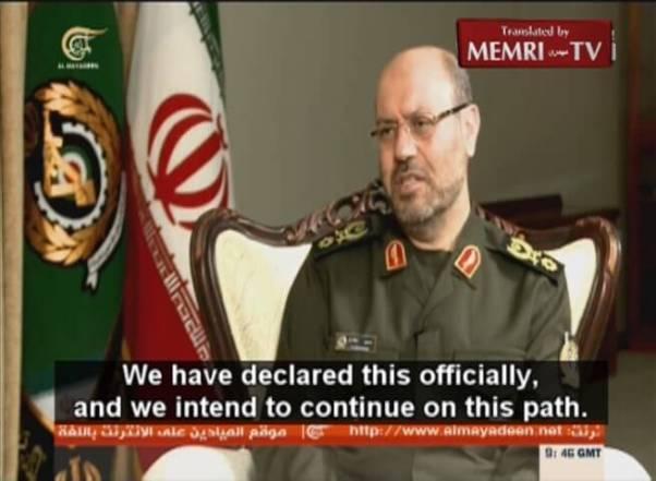 Defense Minister Hossein Dehghan 3
