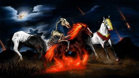 Four horsemen of the -Apocalypse