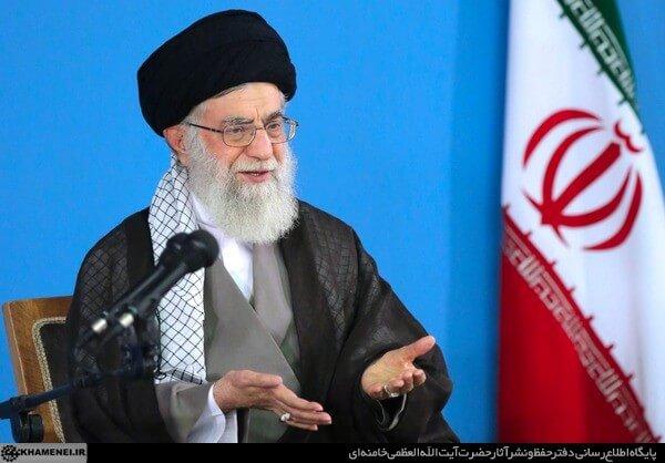 Iranian Supreme Leader Khamenei 2