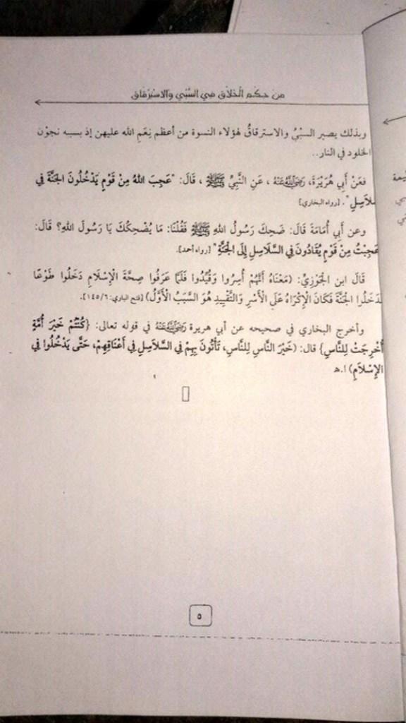 Diwan al-Iftaa wa al-Buhuth Pamplet on Slavery 5