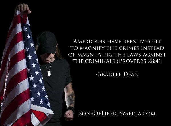 Bradlee Dean Proverbs 28 4