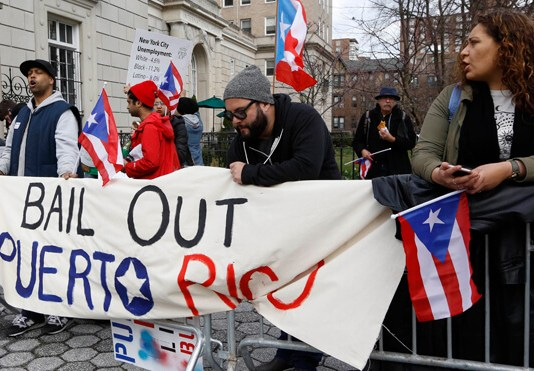 Puerto Rico bailout will benefit Obama administration cronies