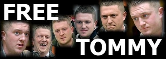 Free Tommy Robinson