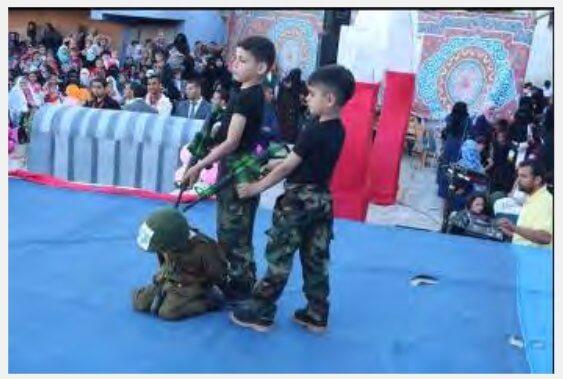 Indoctrinating Gazan Children