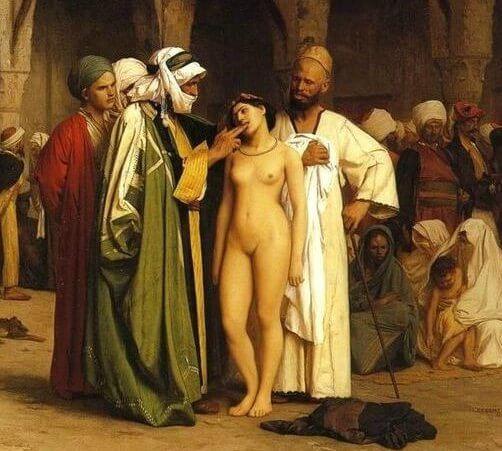 jihad sex slavery