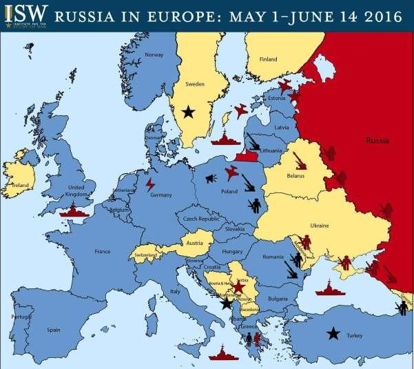 099 RusEuro Map