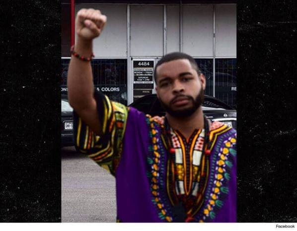 Micah Johnson facebook